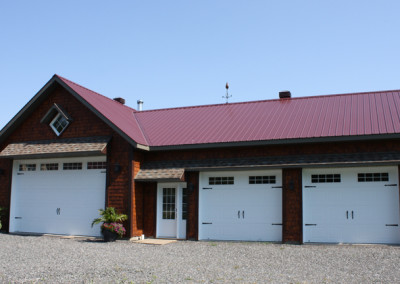 Installation de porte de garage et d'ouvre porte a Quebec | Longpre inc.