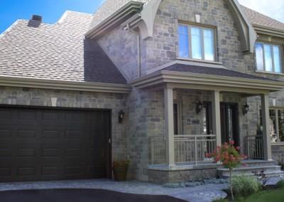 Porte de garage et d'ouvre porte de garage Quebec | Longpre inc.